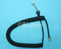 Dtmf Mic Microphone Cable Cord For Yaesu Ft-100d Mh-36b6js Ft-90r Ft-2600m Radio