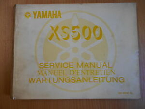 100% Vrai Manuel D'atelier Yamaha Xs 500 (1h2) Service Manual Manuel D 'atellier-uch Yamaha Xs 500 (1h2) Service Manual Manuel D`atellier Fr-fr Afficher Le Titre D'origine Volume Large