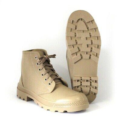 Cosciente Chaussures De Brousse Pataugas Wissart (sable) Original Armée Française Jungle Ricco E Magnifico