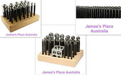 Steel Doming Punch Sets - various sets available