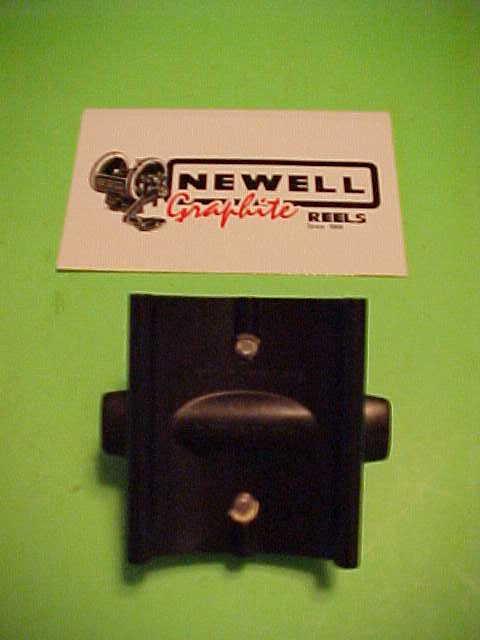 NEWELL RB-6 ALUMINUM REEL BASE & SPEED CLAMP FOR PENN SENATOR 6 0 FISHING REELS