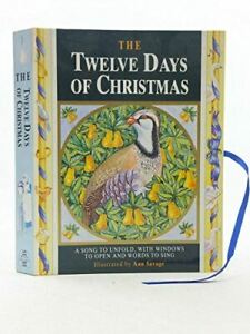 , The Twelve Days of Christmas, Very Good, Hardcover