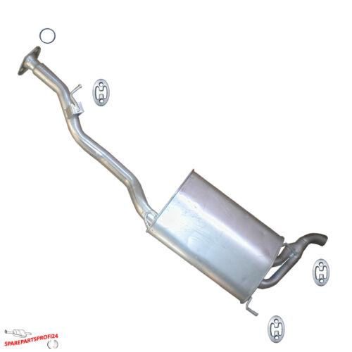 Auspuff Honda Accord V Aerodeck 2.0 2.2 100KW 110KW Endschalldämpfer Anbausatz
