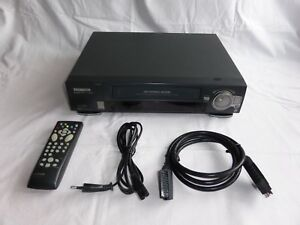 Thomson VPH 6950G Schwarz VHS Videorecorder Kassettenrecorder Recorder Wie Neu - Berlin, Deutschland - Thomson VPH 6950G Schwarz VHS Videorecorder Kassettenrecorder Recorder Wie Neu - Berlin, Deutschland