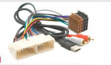 CARAV 12-039 Autoradio Adapterkabel ISO für HYUNDAI Solaris KIA Sportage Rio