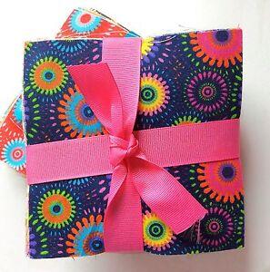 102-Fizzy-Pop-pre-cut-charm-pack-5-034-squares-100-cotton-fabric-quilt
