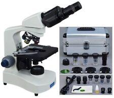 40x 2000x Binocular Phase Contrast Compound Microscopeph Objectives