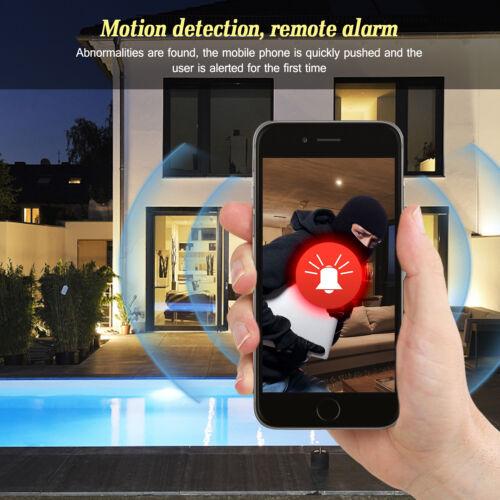 Night Vision Remote Mini Spy Camera Wireless Wifi IP Home Security HD 1080P DVR