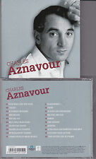 CD 20T CHARLES AZNAVOUR FORMIDABLE BEST OF 2011 TBE