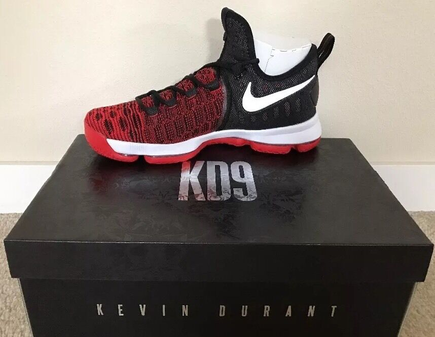 Nike Zoom KD 9 Flyknit Men Price reduction Brand discount
