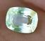 thumbnail 5 - Natural Green Apple Peridot Cushion 5.95 Ct Top Quality Certified Gemstone