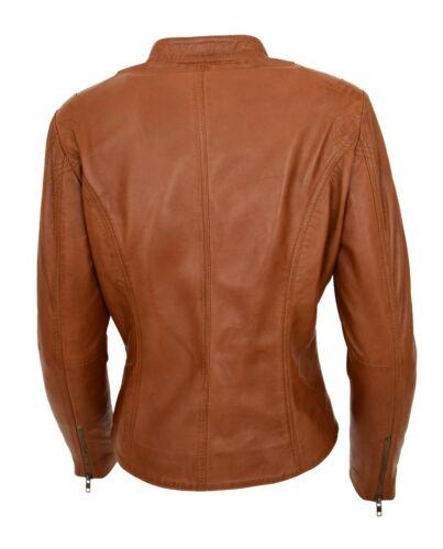 cuir femme pour en de en cuir Veste motard Jenny pour designer xBR0fq1