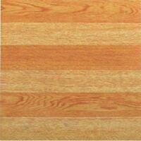 Vinyl Floor Tiles Self Adhesive Peel And Stick Wood Hardwood Flooring 12x12 20pc