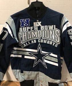 Image is loading NFL-DALLAS-COWBOYS-COTTON-TWILL-JACKET-NAVY-MEN- 8072af518