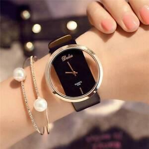 Stylish-Women-039-s-Classic-Casual-Quartz-Watch-Leather-Strap-Wrist-Watches-Gift-HOT