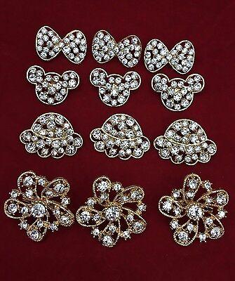 New Brooch,Hijab, Scarf, Abaya, Hat Pins Set Of 12 Pc For £4.99