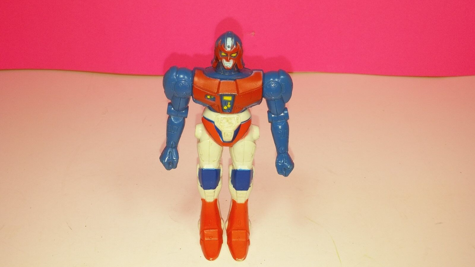 bandai giappone 1988 sofubi robot action figure vintage del giappone bandai fa5ede