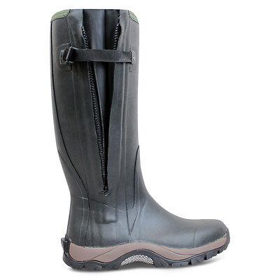 Dirt Boot ® Neoprene Gomma Wellington Muck Boot Pro-sport ™ Caccia Zip Verde-mostra Il Titolo Originale Essere Accorti In Materia Di Denaro