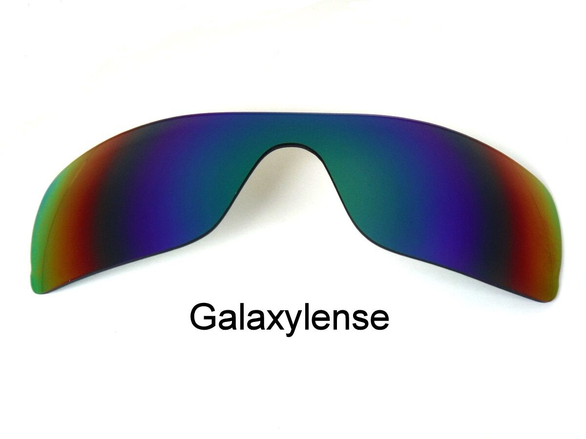 4fdcf37d1c Galaxy Replacement Lenses for Oakley Batwolf Green Color Polarized ...