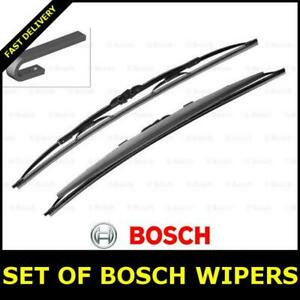 Fits Nissan Pathfinder R51 Bosch Superplus Front Driver Side Wiper Blade