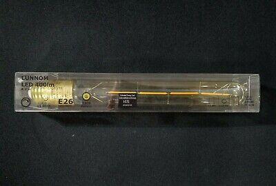 IKEA New Lunnom LED E26 Bulb 400lm 2200 Kelvin LED1635T5 4.2 W 403.450.19 15000