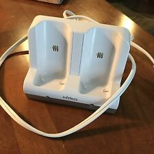 Nintendo Wii Nyko Rechargeable Controller Battery Charging Station (87000-A50)