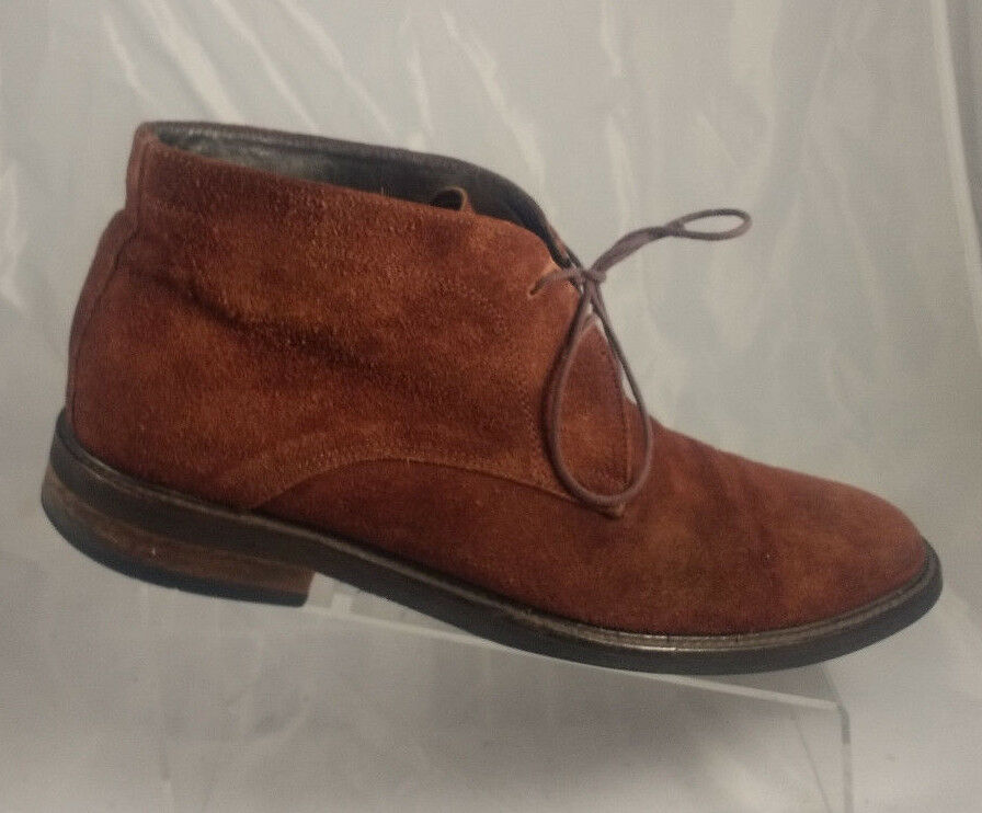 Men's To Boot Boot To New York Brown Adam Derrick Suede Chukkas Size 10 - Italy 5d5dad
