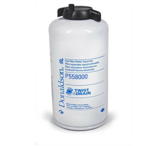 Pack of 6 Donaldson P558000  Fuel Filter W//S Cross Wix 33406