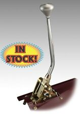 "Lokar Floor Mount Auto Trans Shifter for GM 4L60E 8"" Lever Mushroom FMS64L60EEM"