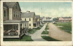Fort-Oglethorpe-Barracks-Chickamauga-Park-GA-Detroit-Publishing-Postcard
