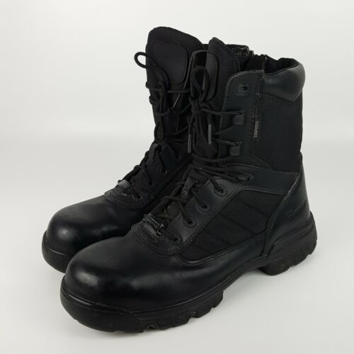 Mens Tactical Swat Boots Special Forces Military Army Motorcycle Combat Hunt Leather Ranger Camouflage