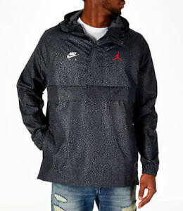 Details about NWT MEN S NIKE AIR JORDAN WINGS ANORAK JACKET CEMENT ELEPHANT  PRINT SIZE XXL eec2c1bf9