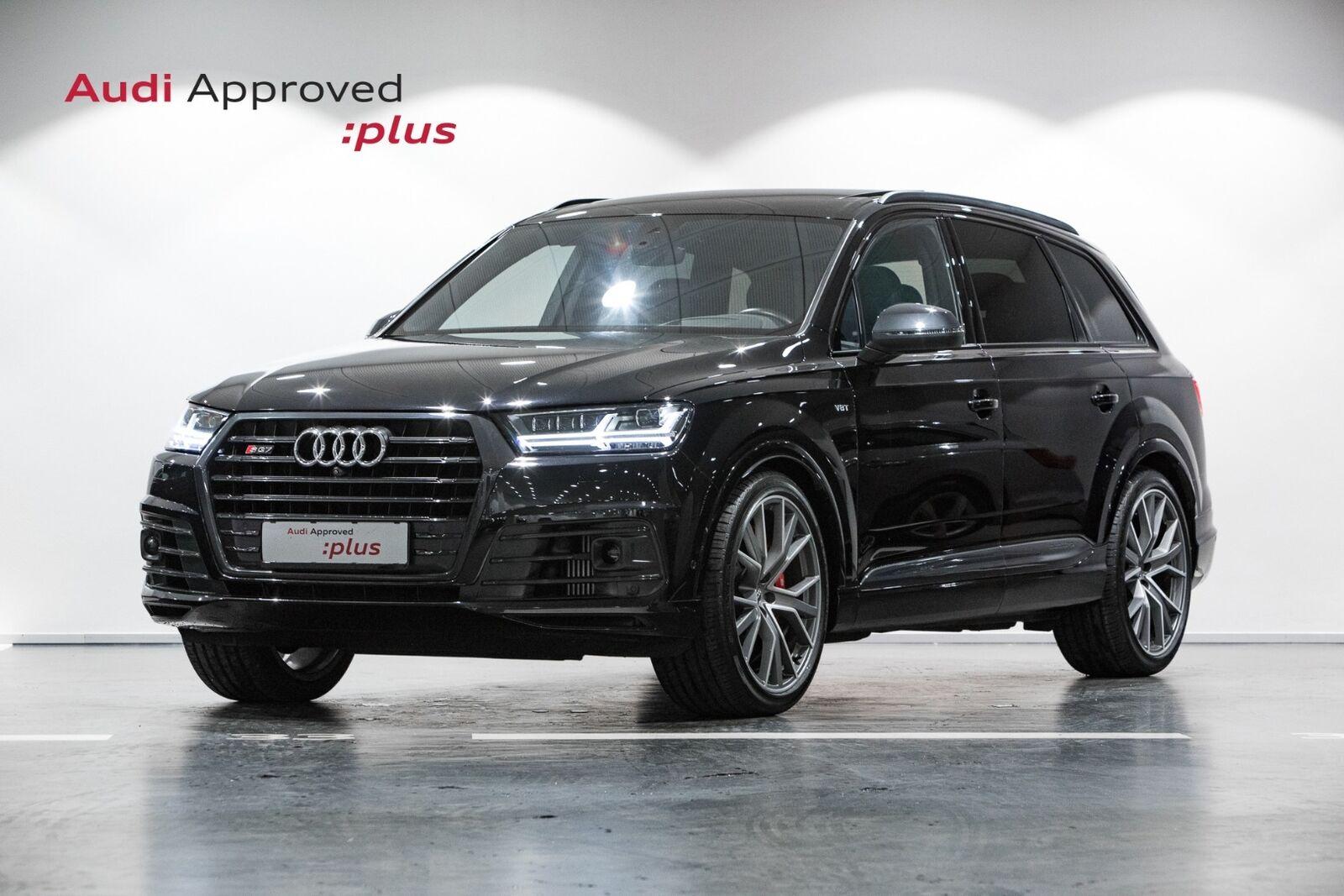 Audi SQ7 4,0 TDi quattro Tiptr. 7prs 5d - 6.773 kr.