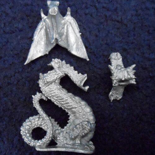 1988 Dg4 Negro Dungeons /& Dragons Games Workshop Citadel Warhammer ejército AD/&D Gw