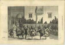 1873 The Mission To Yorkund Masquerade Buddhist Monastery Ladakh