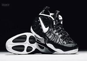 "5ea2ade446f Nike Air Foamposite Pro (Penny Hardaway) ""Dr. Doom"".. Black  White ..."