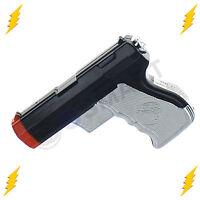 Electric Shock Gun Pistol Revolver Handgun Shocking Prank Trick Fun Toy Party on sale