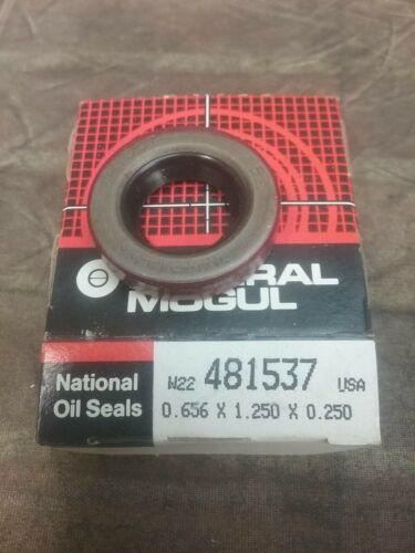 Federal Mogul National  481537 Oil Seal