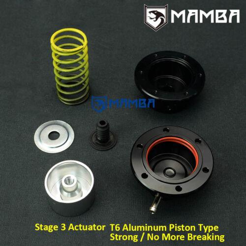 MAMBA Adjustable Turbo Actuator Mitsubishi Pajero 4M40T TF035HM TD04 w// 6 Spring