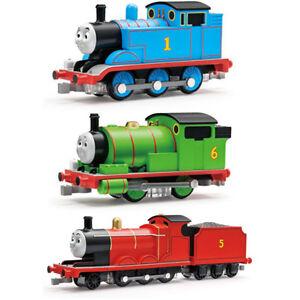 Diapet Thomas & Friends Thomas (DK-9001)  Percy (DK-9002)  James (DK-9003)  Set