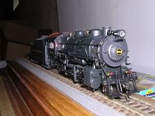 B.L.I. #2825 L.I.R.R. H-10s 2-8-0 Steam Loco #108 w/90F82 Tender w/DCC & Sound