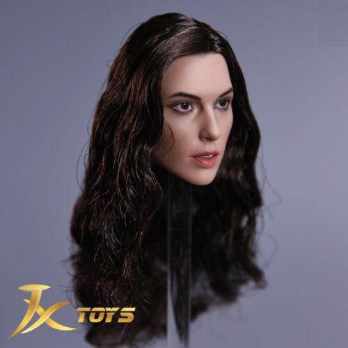 IN STOCK 1//6 Gal Gadot Wonder Woman Head Sculpt C For SUNTAN TBLeague Figure