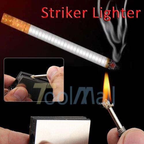Survival Flint Metal Match Emergency Camping Fire Starter Striker Lighter new