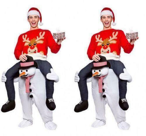 Carry Me Bavarian Beer Guy Ride On Oktoberfest Mascot Fancy Christmas Costume