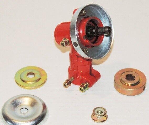 Getriebe Winkelgetriebe Motorsense Freischneider 9 Zahn 28mm Rohr