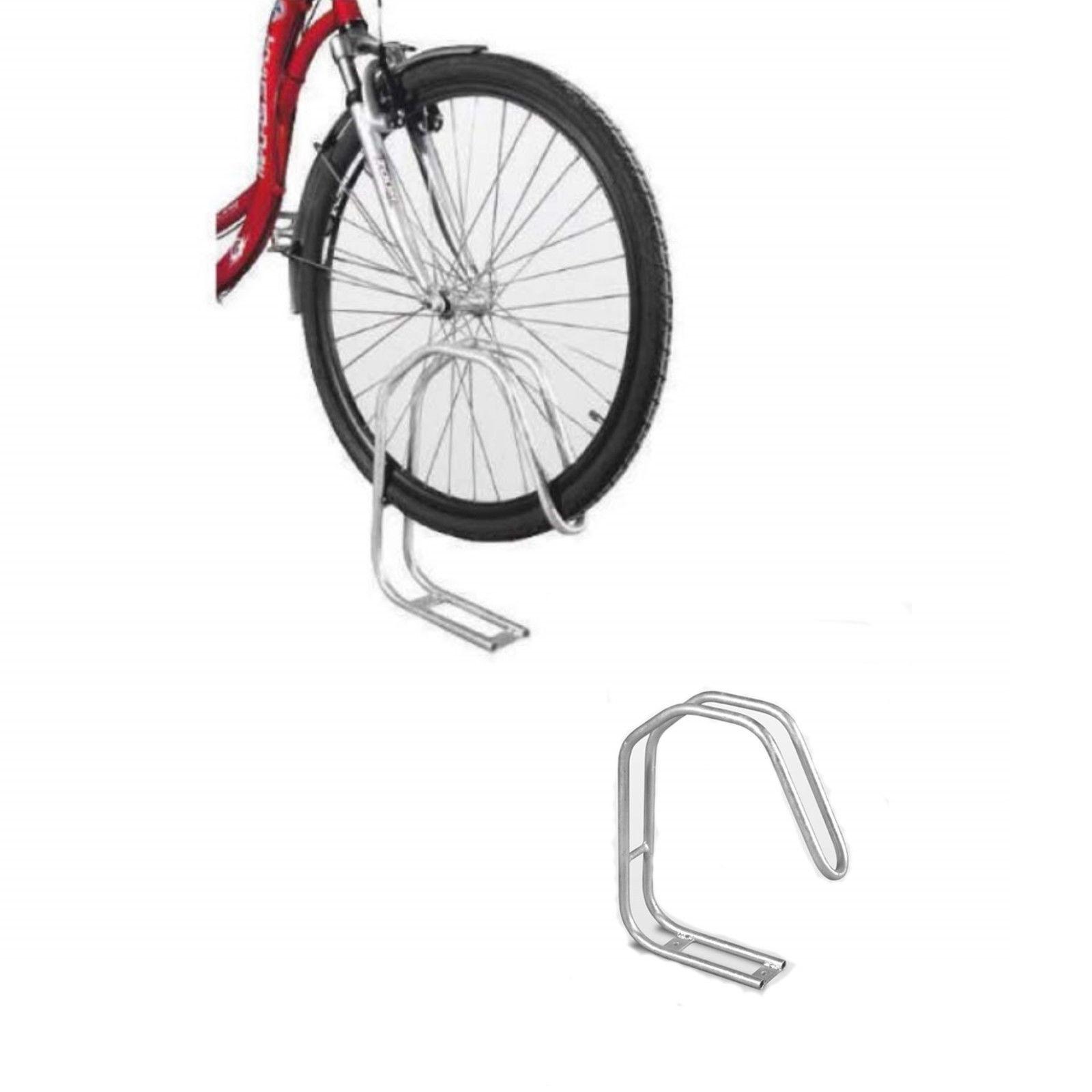 Fahrradständer Einzelparker Kiel Solo Parkplatz bis Reifenbreite 55 mm NEU TOP