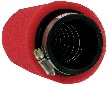 L UP-6229ST x 6 in I.D UNI Two-Stage Pod Filter w//Straight Flange 2 1//4 in