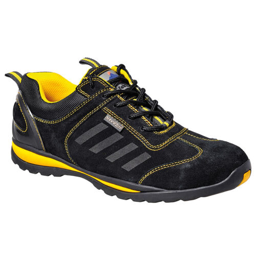 Portwest PW304 Steelite Lusun Safety Trainer Shoes FW34 Protective Boot Footwear