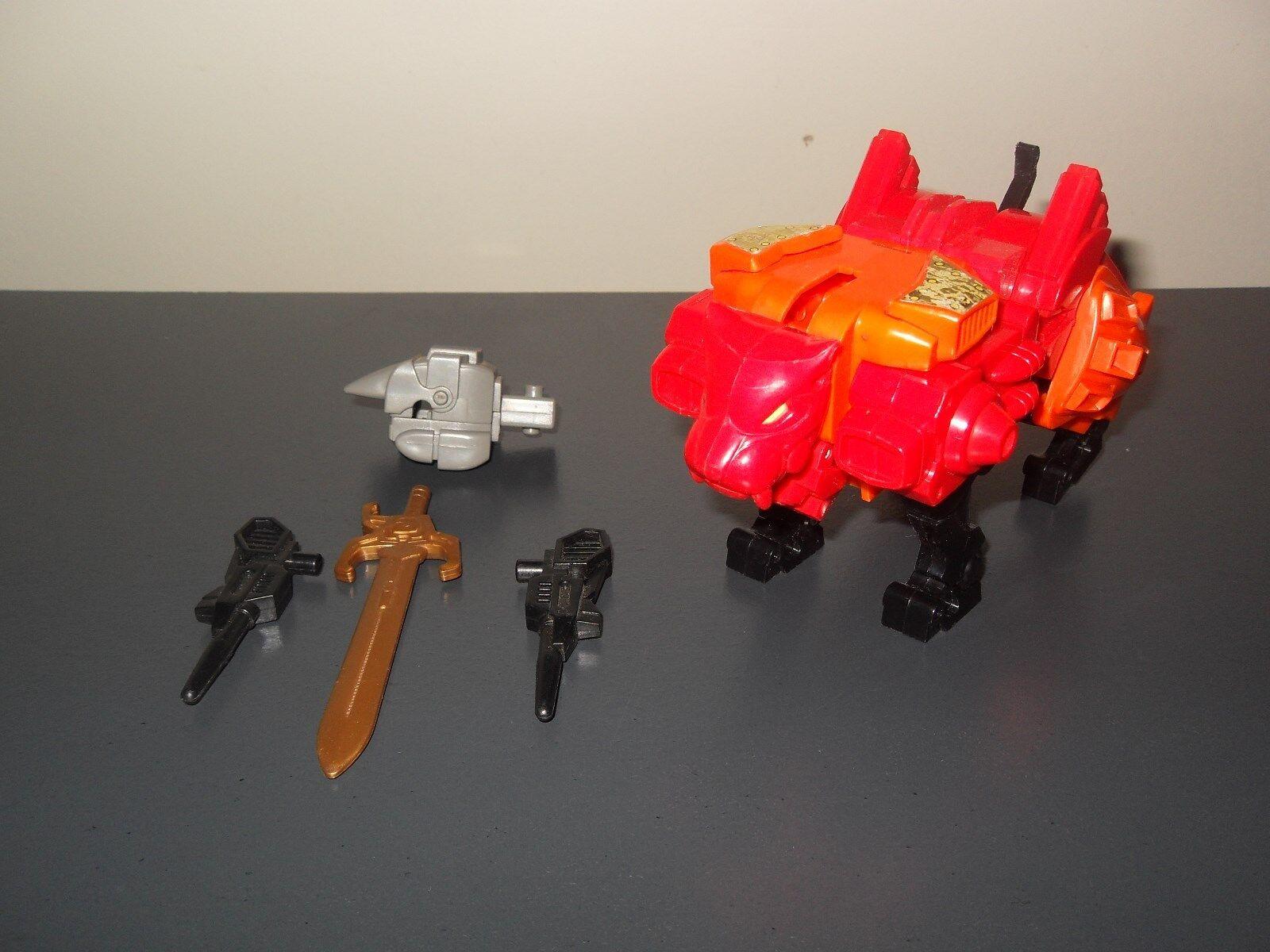 G1 transformers original protaking protacons amoklauf eine 100% ige vollständige metal - version