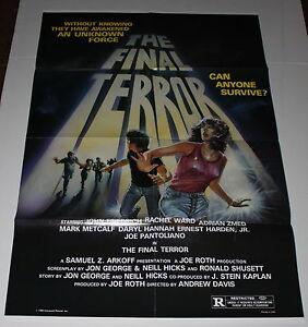 the final terror full movie